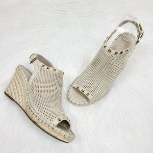 Marc Fisher Senton Wedge Espadrille Heels